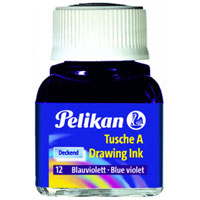CHINA PELIKAN 10 ML BLU VIOLACEO