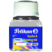 CHINA PELIKAN 10 ML BIANCO