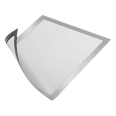 CORNICE MAGNETICA DURAFRAME A4 PZ.5 ARGENTO
