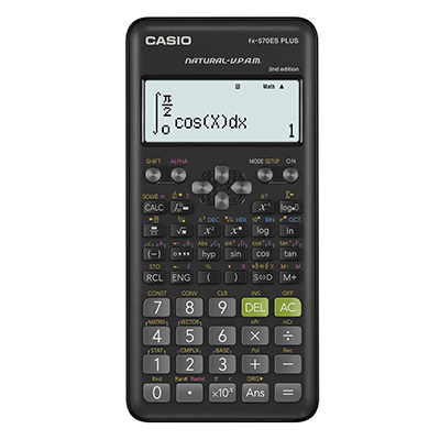 CALCOLATRICE SCIENTIFICA CASIO FX570ES PLUS-2