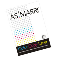 CARTA COLOR LASER OPACA GR.100 A3 FG.500 MARRI 7505