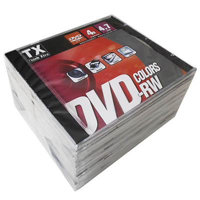 DVD-RW 4.7 GB THINK XTRA