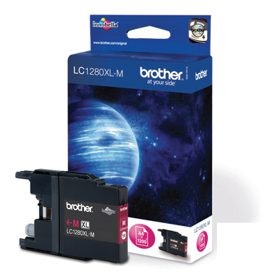 INK BROTHER LC1280XLM MAGENTA