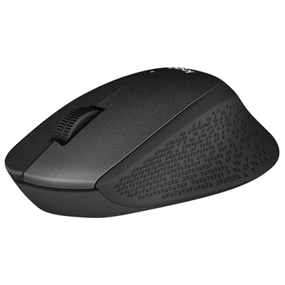 MOUSE LOGITECH OTTICO WIRELESS M330 NERO
