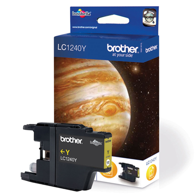 INK BROTHER LC1240Y GIALLO