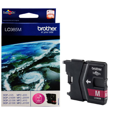 INK BROTHER LC985M MAGENTA