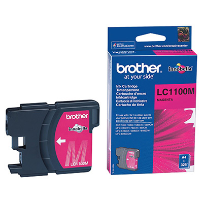 INK BROTHER LC1100HYM MAGENTA