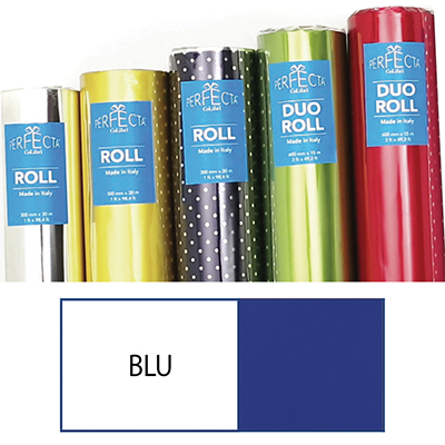 ROTOLO ROLL MM.300X30 MT OPACO BLU