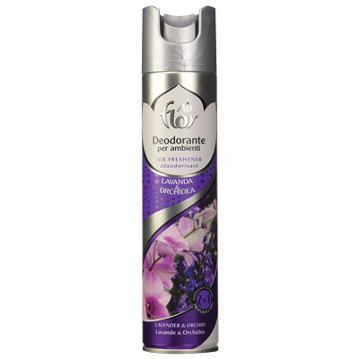 AIR FLOR DEODORANTE SPRAY LAVANDA E ORCHIDEA ML.300