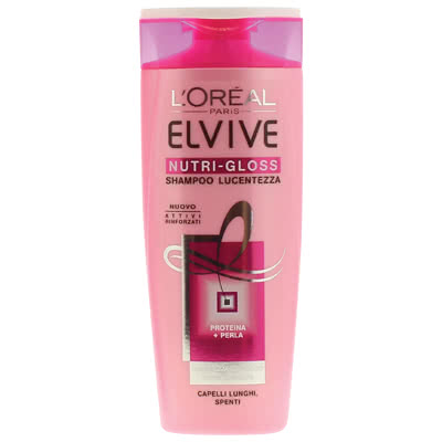 ELVIVE SHAMPOO NUTRI GLOSS ILLUMINANTE ML.250