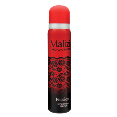 MALIZIA DEODORANTE SPRAY DONNA PASSION ML.100