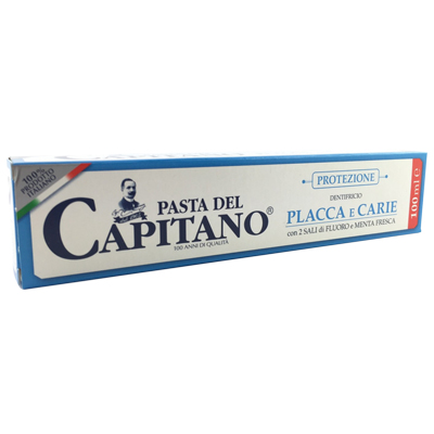 PASTA CAPITANO DENTIFRICIO ML.100