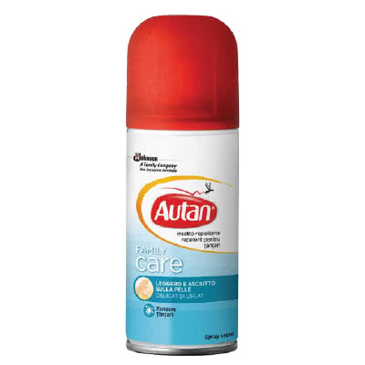 AUTAN FAMILY SPRAY ML.100
