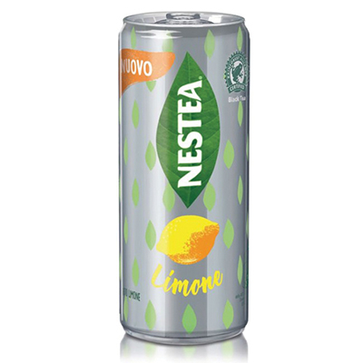LATTINA TÈ NESTEA LIMONE CL.33