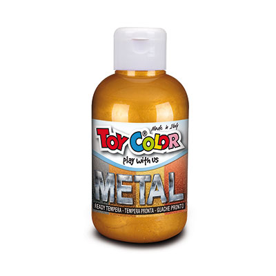 TEMPERA PRONTA METAL TOY COLOR ML.250 ORO