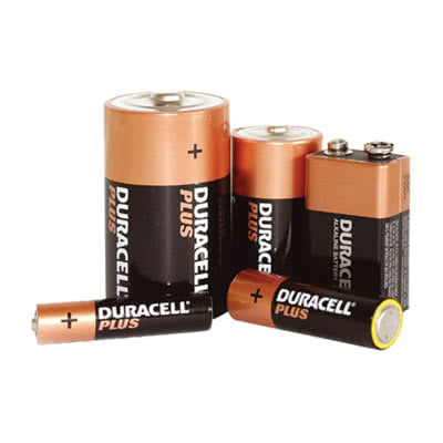 BATTERIA DURACELL PLUS POWER MINI STILO MN2400 TIPO AAA