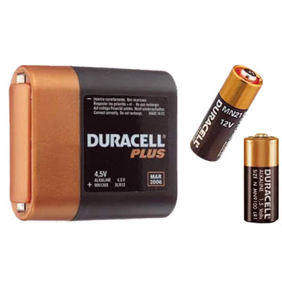 BATTERIA DURACELL PLUS POWER MN1203 4,5V