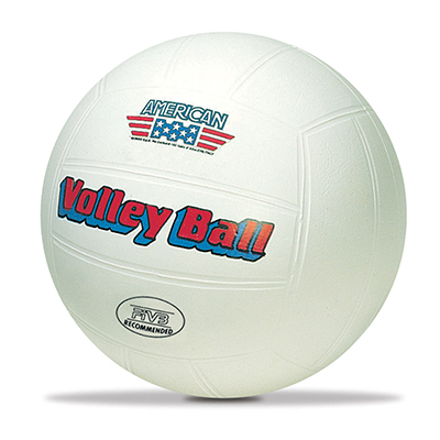 PALLONE IN GOMMA DA VOLLEY BALL AMERICA