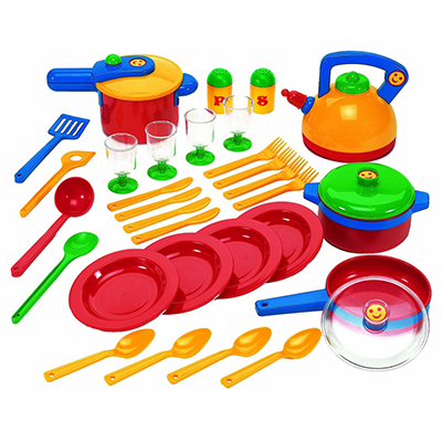 SET PENTOLE IN PLASTICA 30 PZ