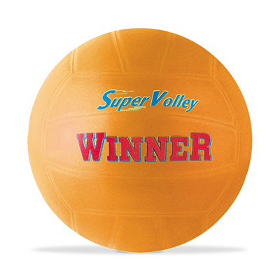 PALLONE IN GOMMA DA VOLLEY BALL WINNER DIAMETRO 216