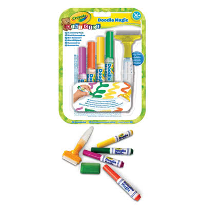 DODDLE MAGIC SET RICARICA COLORA E RICOLORA