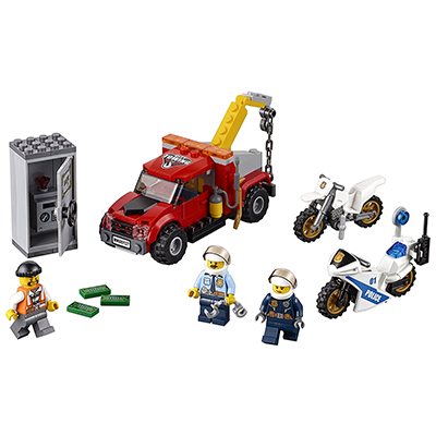 LEGO CITY AUTOGRU' IN PANNE 60137