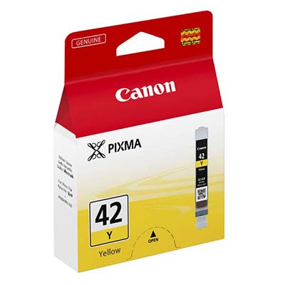 INK CANON CLI-42Y GIALLO