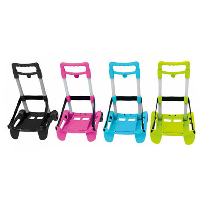BE BOX TROLLEY TOP TURCHESE FLUO